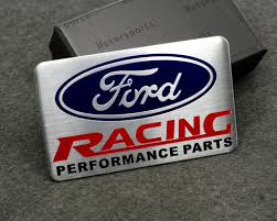 Ford Accessories Escape Amazon Com C143 Ford Racing Performance Sport Car Emblem Badge