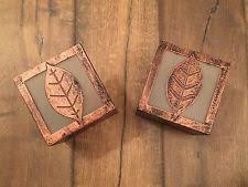 Yankee Candle Wall Sconce Rustic Primitive Wall Mounted Candle Sconces Ebay