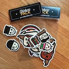 stickers stickerpack cool stickers laptop stickers harry potter