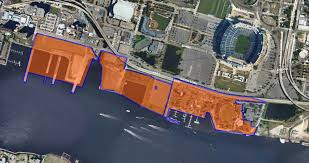Map Of Jacksonville Florida by Brownfield Listings 70 Waterfront Acres To Activate Riverfront