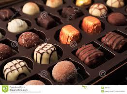 posh chocolates royalty free stock photos image 28332448