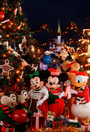 mickey u0027s very merry christmas party at disney world earth
