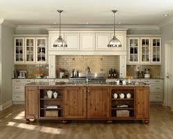 cuisine rustique et moderne design interieur cuisine rustique moderne îlot central bois
