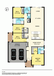 Yorkdale Floor Plan 8 Parkland Drive Delacombe Vic 3356 Sold Realestateview