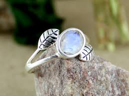 cute jewelry rings images Moonstone silver ring rainbow moonstone cut moonstone discovered jpg