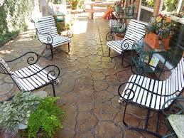 driveways patios walkways and decorative concrete