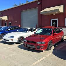 honda jdm rc cars meet brought the supra to a subaru car meet lol kozmicmotorsports