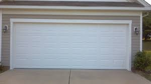 common garage sizes and design planstwo car single door size