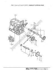 parts for aichi 3tne74 enybc