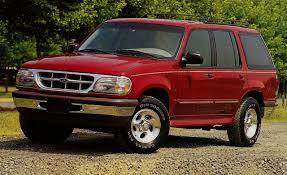 Ford Explorer 1991 - 1996 ford explorer xlt v 8 archived first drive review reviews