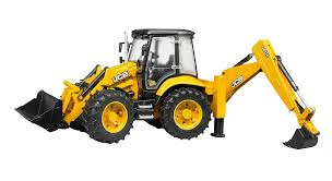jcb 5cx eco backhoe loader model 02454 maquinaria agricola obra