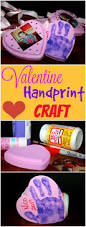 valentine u0027s day handprint craft for kids