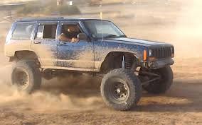 jeep prerunner jeep xj donuts dirt drifting custom long arm rhd full width axles