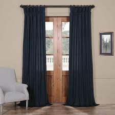 Lined Linen Drapery Panels Linen Curtains Linen Drapes Half Price Drapes