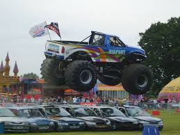 bigfoot monster truck 2014 nice ride height page 2 the ford capri laser page
