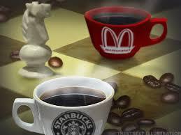Coffee War neither starbucks mcdonald s win coffee war thestreet