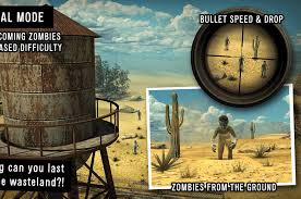 best zombie shooter games for android 2016