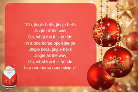 25 christmas songs poems and carlos for kids