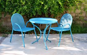 Patio Table Chairs by Vintage Patio Furniture Let 39 S Face The Music Vintage Patio