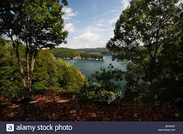 West Virginia landscapes images Summersville lake in west virginia early fall landscape overlook jpg