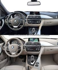 Bmw 330 Interior 2015 Bmw 3 Series Facelift Vs Older Model Old Vs New