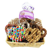 gourmet chocolate gift baskets dreamy delight gourmet chocolate covered treats gift basket