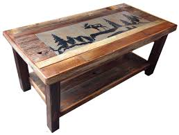 bradley u0027s furniture etc rustic occasional tables