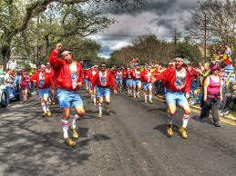 carnival new orleans news 610 stompers to march in macy s