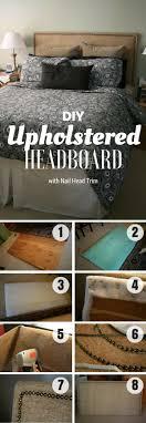 easy diy headboard 12 aesthetic headboards for your bedroom diy fabric headboards