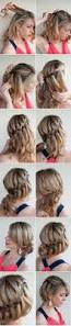 hairstyles easy to do for medium length hair hair tutorials for medium length hair
