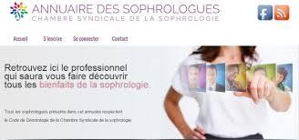 chambre syndicale de la sophrologie l annuaire des sophrologues de la chambre