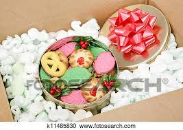 cookies mail order decore