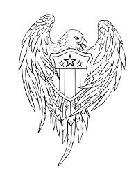 eagle and lion tattoo design real photo pictures images and