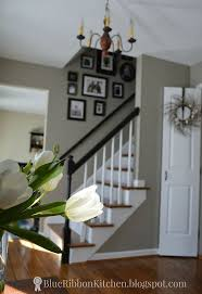 updating an entry with a fresh coat of grey paint hometalk