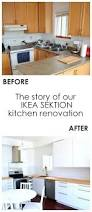 haggeby kitchen the ikea sektion kitchen before and after and lessons learned