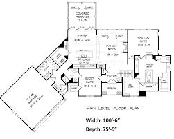 House Plans Blueprints Bentwater House Plan Blueprints Architecural Drawings Home