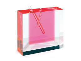 Acrylic Flower Vases Progetto Oggetto Vases By Tomoko Mizu For Cappellini Design Is This