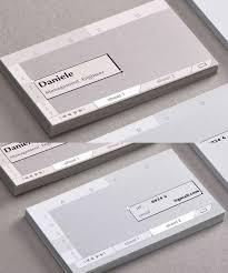 business card exle excel business card cardobserver