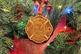 2017 christmas tree ornaments are now available fire museum