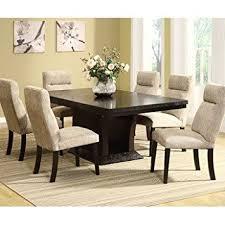 espresso dining room set espresso dining room table new sets homelegance 2455dc