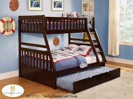 Bunk Beds  Whistler Furniture Co - Wood bunk beds canada