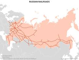 Map Of Russia And China by Mapping Russia U0027s Strategy This Week In Geopolitics Investment