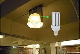 ali tronics 27w led corn bulb replace 100w metal halide bulb ul