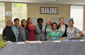 Medical Support Assistant Presidio Of Monterey Pediatric Clinic Staff Welcome Patrons At