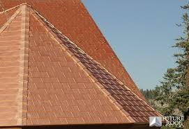 Shingling A Hip Roof Copper Roofing