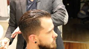 pompadour haircut how to cut a pompadour haircut how to style