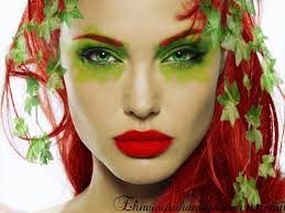 Batman Halloween Makeup by Images For U003e Poison Ivy Halloween Makeup Comicon Heyyy