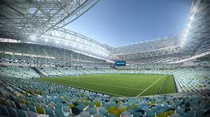 Anz Stadium Floor Plan Retractable Roof Design Unveiled By Bvn Architects For Sydney U0027s