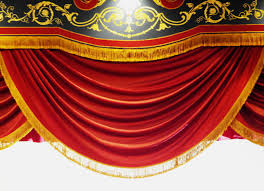 red stage curtain free stock photo public domain pictures