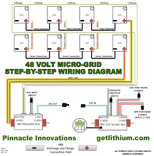 48 volt golf cart battery wiring diagram 28 images 48 volt